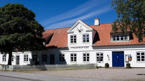 Tylstrup Kro Hotel Aalborg In Denmark
