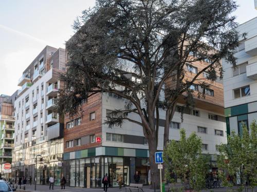 Appart 39 city annemasse centre h tel 2 all e fran ois for Appart hotel annemasse
