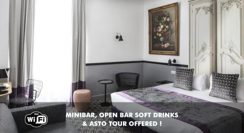 Hotel Malte - Astotel photo 43