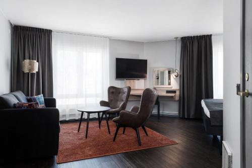 Memory Hotel impression