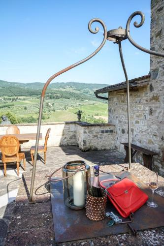 Loc. Vitigliano di Sotto, Via Case Sparse 64, I-50022 Greve in Chianti (FI), Italy.
