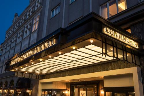 Hotel Continental, Stortingsgaten 24/26, PO Box 1510 Vika, N-0117 Oslo, Norway.