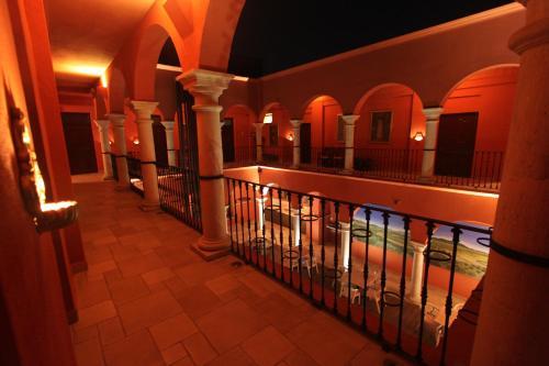 Hotel Casona Oaxaca Photo