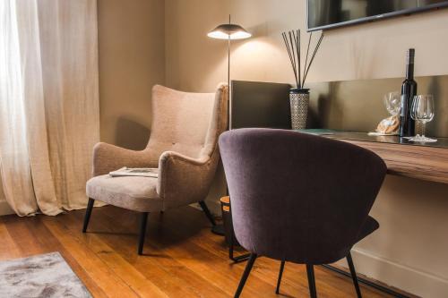 Habitación Doble Deluxe Casa Ládico - Hotel Boutique 7