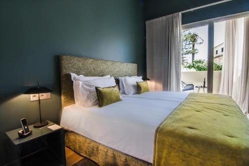 Habitación Doble Grand Deluxe con terraza Casa Ládico - Hotel Boutique 5