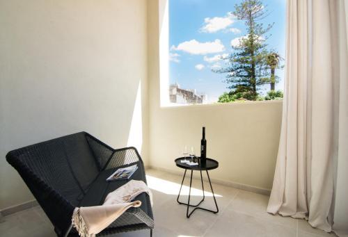 Habitación Doble Grand Deluxe con terraza Casa Ládico - Hotel Boutique 7