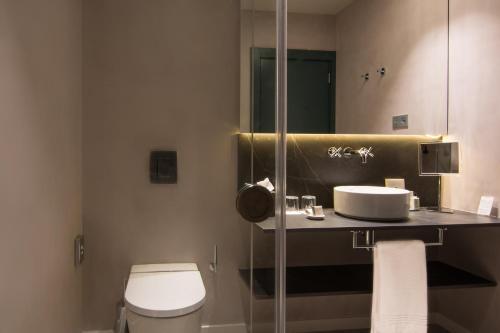 Habitación Doble Grand Deluxe con terraza Casa Ládico - Hotel Boutique 9