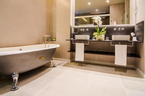Suite con terraza Casa Ládico - Hotel Boutique 11