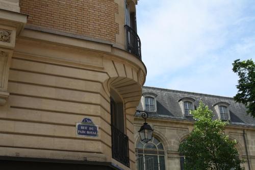 Parc Royal studio Alcove by Parisbeapartofit photo 13