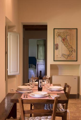 Localita Santo Pietro 29, 53026 Pienza, Siena, Italia.