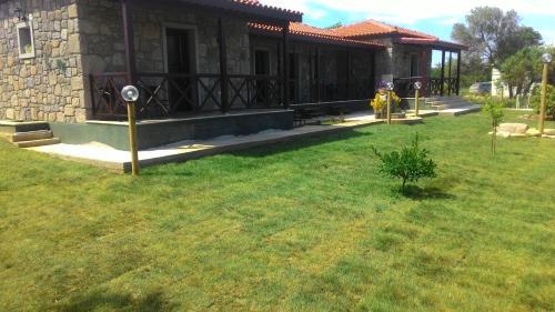 Bozcaada Güleda Bağ Evi yol tarifi