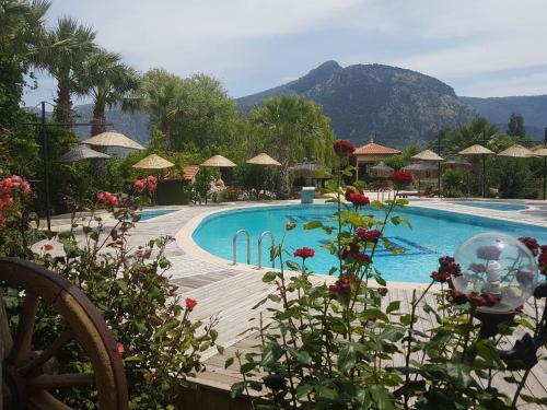 Dalyan Bahaus Resort adres