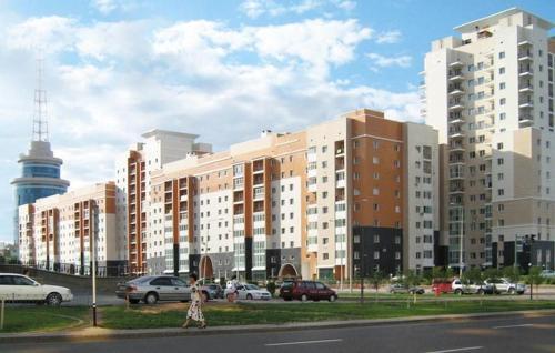 HotelApartments Novii mir, Baiterek
