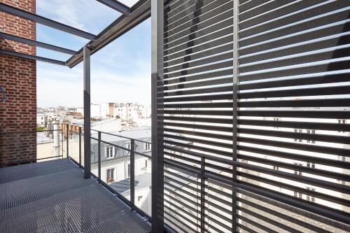 Appartement Lumineux avec terrasse photo 3