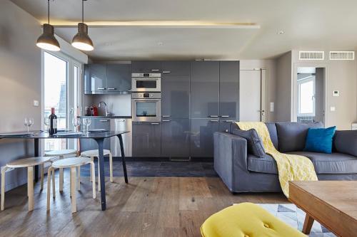 Appartement Lumineux avec terrasse photo 5