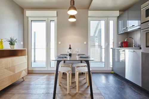 Appartement Lumineux avec terrasse photo 9