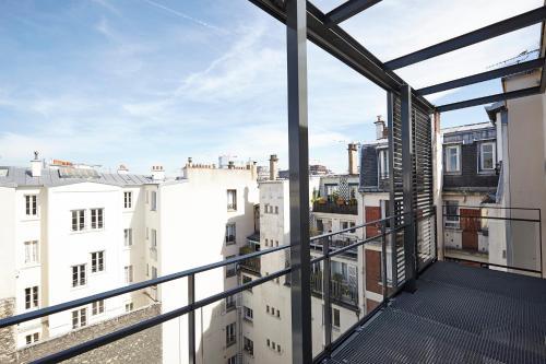 Appartement Lumineux avec terrasse photo 12
