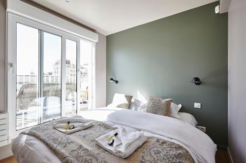 Appartement Lumineux avec terrasse photo 14