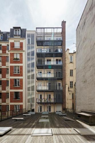Appartement Lumineux avec terrasse photo 18