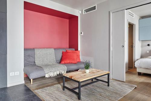 Appartement Cardinet photo 5