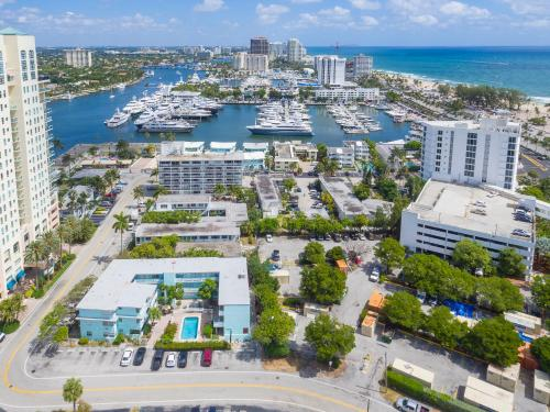 Sea Beach Plaza Hotel Fort Lauderdale