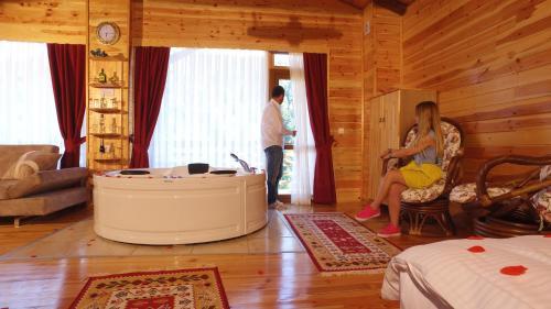 Abant Kartal Yuvasi Hotel Bolu In Turkey