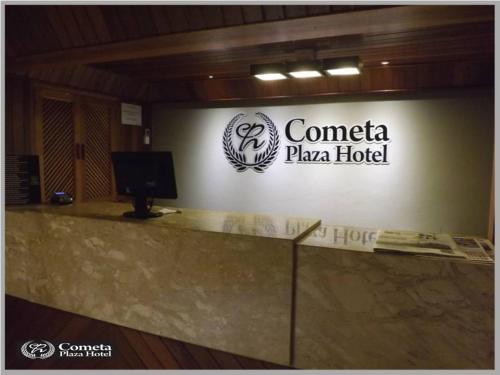 Foto de Cometa Plaza Hotel