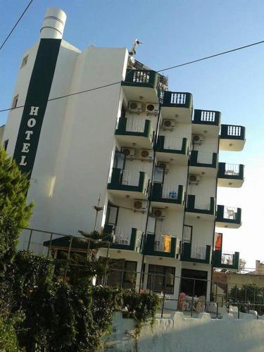 Kusadası Kaan Otel map