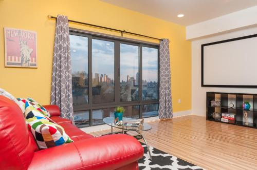 New Luxury 2br Penthouse - 10 Mins To Times Sq - Weehawken, NJ 07086