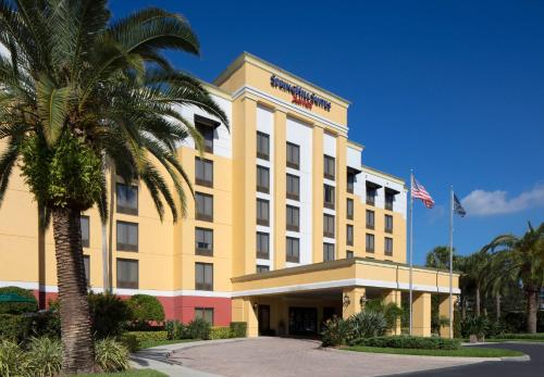 HotelSpringHill Suites by Marriott Tampa Westshore