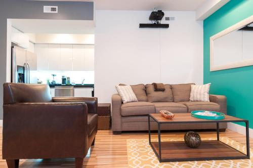 Luxury 3br Penthouse - 10 Minutes To Times Square - Weehawken, NJ 07086