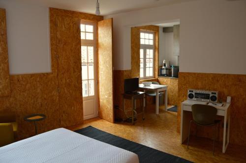 Coimbra Downtown Accommodation.  Foto 18