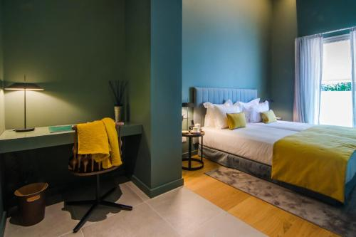 Habitación Doble Deluxe Casa Ládico - Hotel Boutique 9