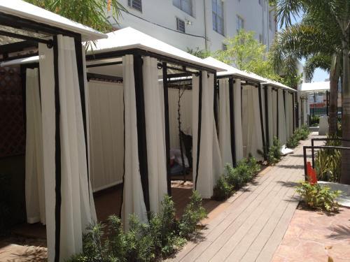 South Beach Plaza Villas Hotel Miami