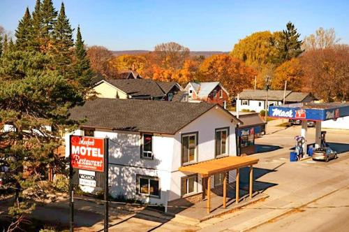 Meaford Motel And Restaurant - Meaford, ON N4L 1P3