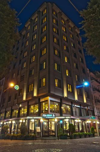Istanbul Riva Hotel Taksim indirim kuponu