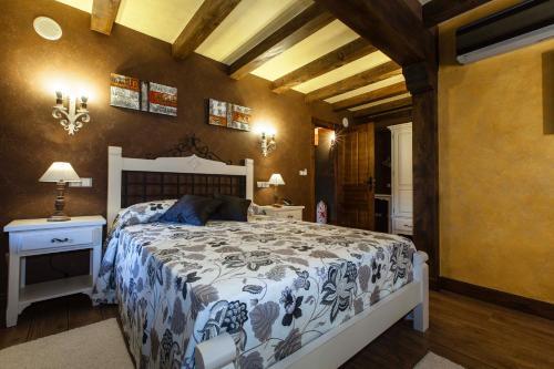 Habitación Doble Superior Hotel Spa Casona La Hondonada 15
