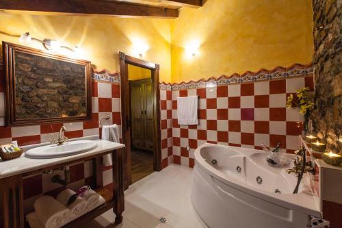 Suite Junior Hotel Spa Casona La Hondonada 6