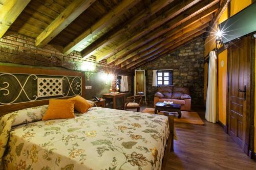Suite Junior Hotel Spa Casona La Hondonada 7