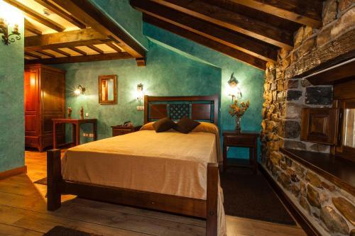Habitación Doble Hotel Spa Casona La Hondonada 5