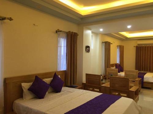 Lavender Hotel Hai Phong Photo