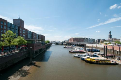 Appartements in der Hamburger Hafencity photo 3