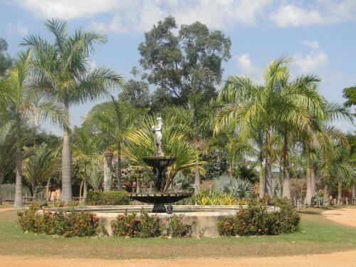 Planalto Da Jaguara Hotel Fazenda
