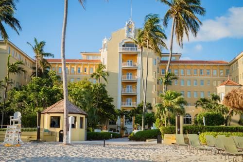 One, Bay St, Nassau, Bahamas.
