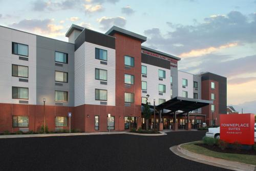 HotelTownePlace Suites by Marriott Macon Mercer University