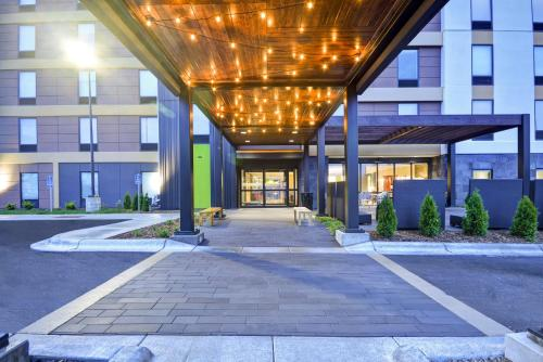 Home2 Suites By Hilton Minneapolis-eden Prairie Mn - Hopkins, MN 55343