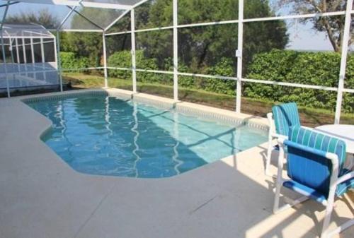 Hampton Lakes Five Bedroom House With Private Pool C4n - Davenport, FL 33897