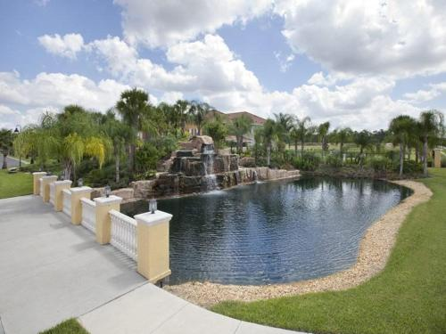 Paradise Palms Resort Five Bedroom Townhome 3F2 Photo