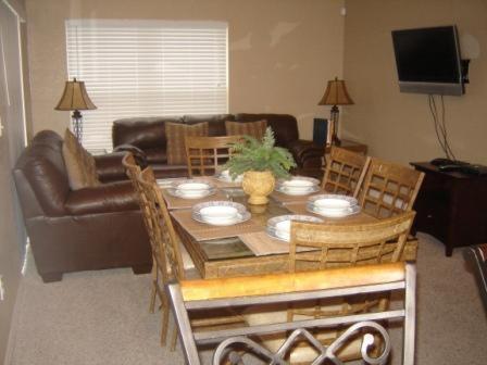 Seven Dwarfs Four Bedroom House 421 - Kissimmee, FL 34746
