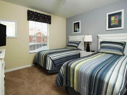 Paradise Palms Resort Four Bedroom Townhome 3k7 - Kissimmee, FL 34747